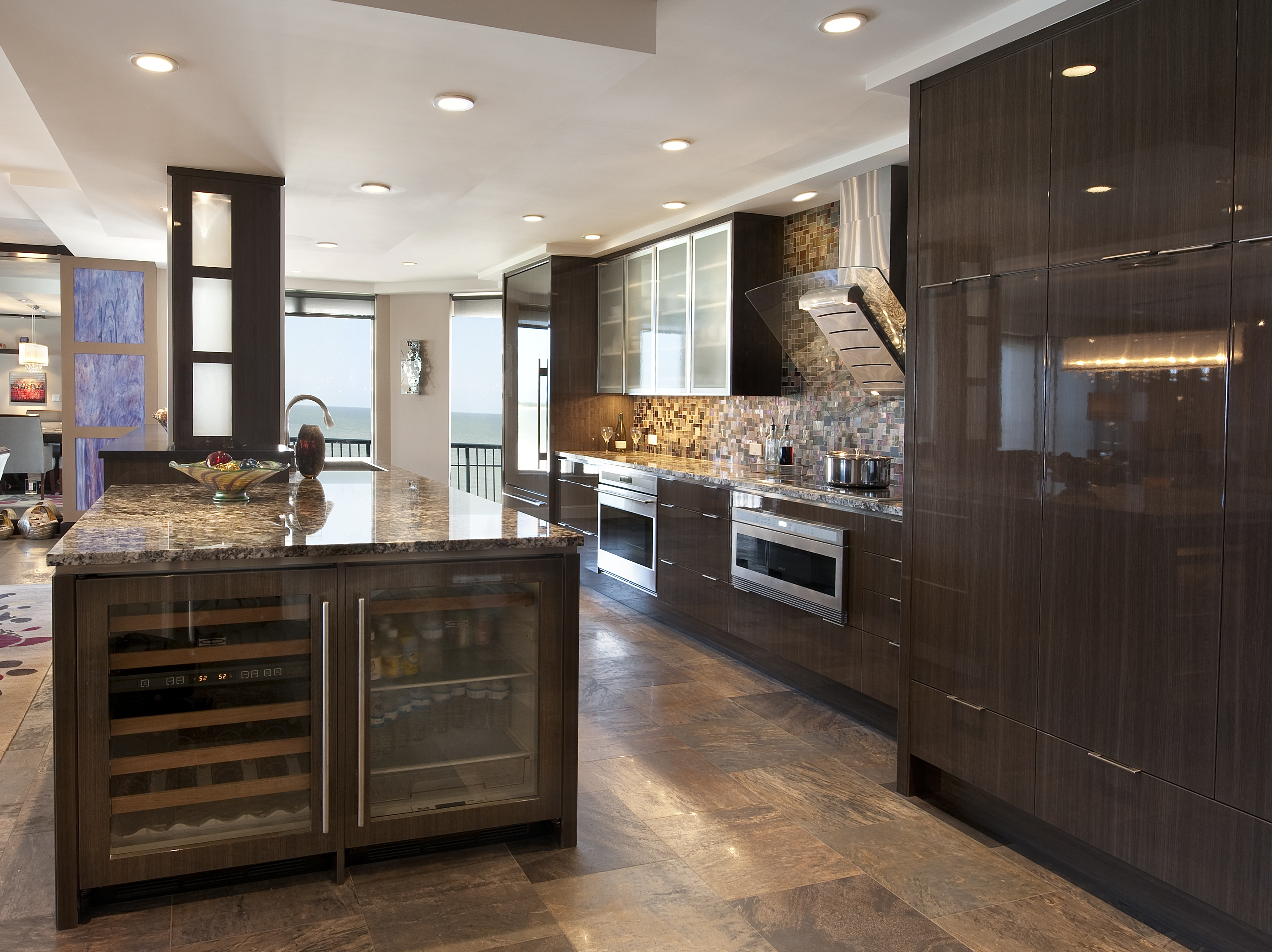 G_Kitchen Island, Fort Myers and Naples Interior Designers