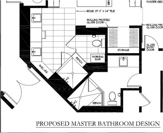 How to Design a Bathroom | Heddy Z Interior Designer Furnishings Designing A Bathroom Floor Plan on designing a library floor plan, designing a basement floor plan, designing a house floor plan, designing a bathroom layout, designing an office floor plan, designing a restaurant floor plan,